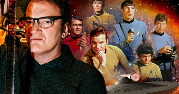 Quentin Tarantino and JJ Abrams Team on 'Star Trek' Pitch