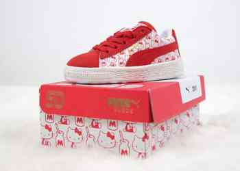 Puma Partners With Pop Culture Icon for Puma X Hello Kitty Collection