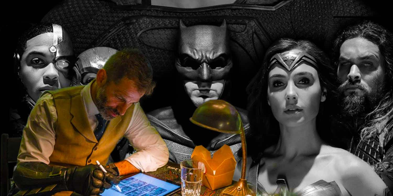 Justice League Stunt Double Confirms That A Zack Snyder's Cut Exists