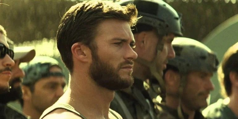 Scott Eastwood Dick Grayson In Suicide Squad