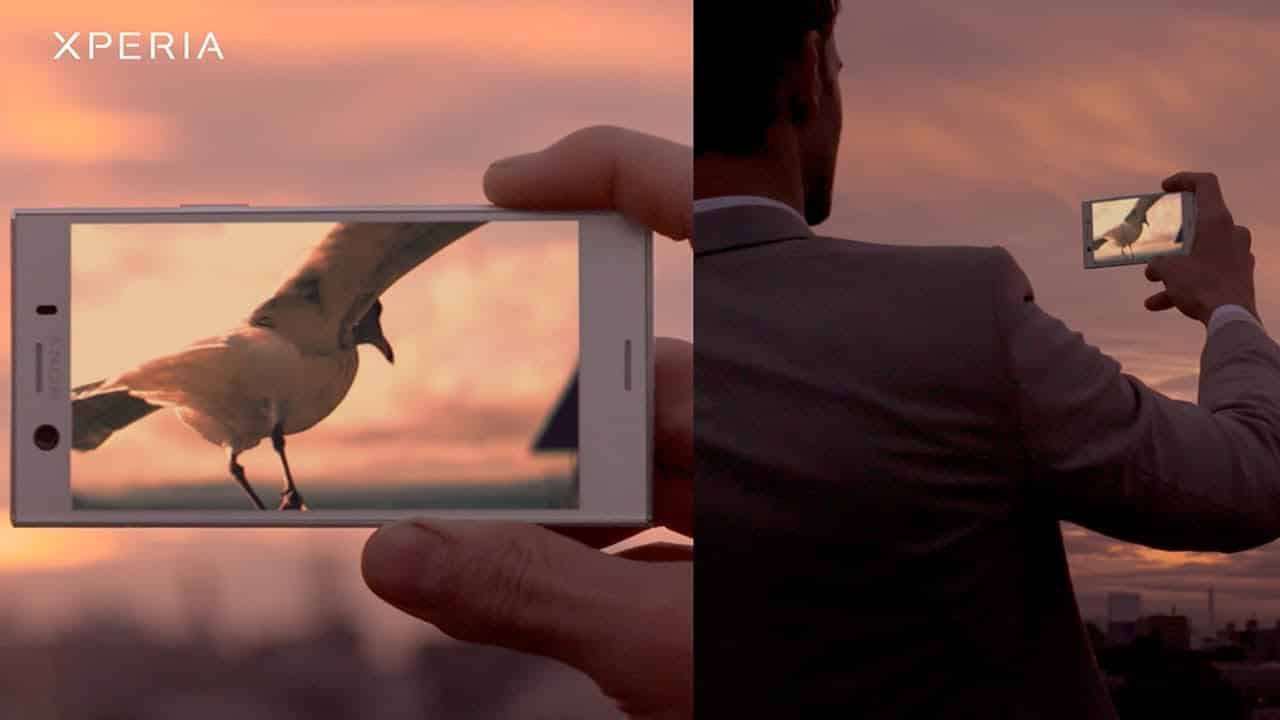 Sony teaser suggests curvy new flagship will arrive at MWC