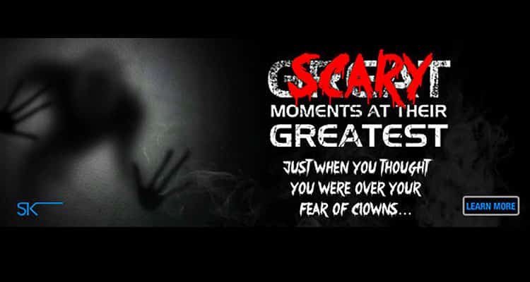 Win D-BOX Tickets For A Quite Place With Ster-Kinekor's Scary Moments At Their Greatest