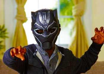 Black Panther Vibranium Power FX Mask Review