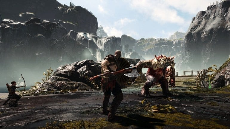 God Of War Review - Engrossing, Emotional And Brutally Beautiful