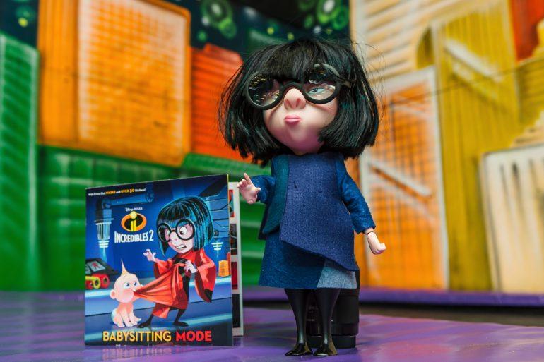 Win 1 Of 3 Incredible Disney•Pixar Hampers