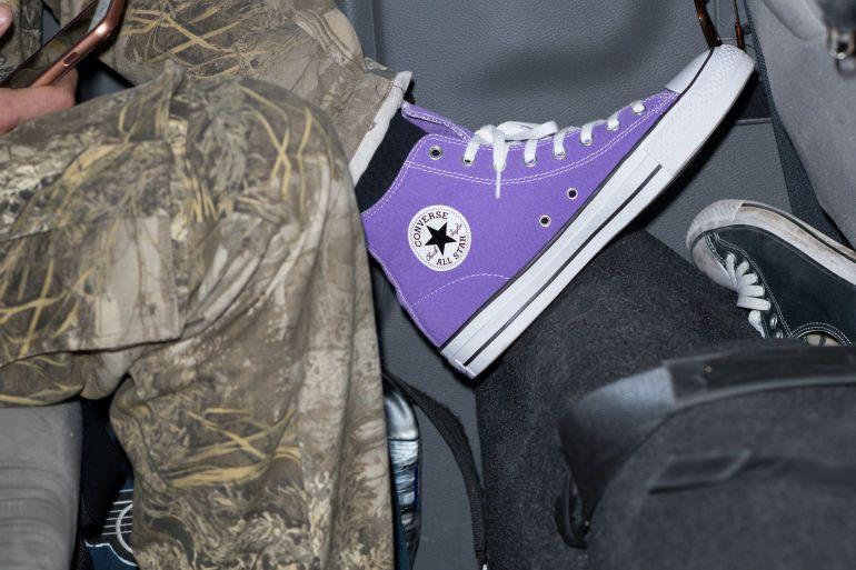 Converse Drops New Purple Colourway For Skate Film
