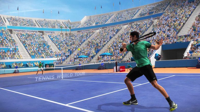 Tennis World Tour Game Review