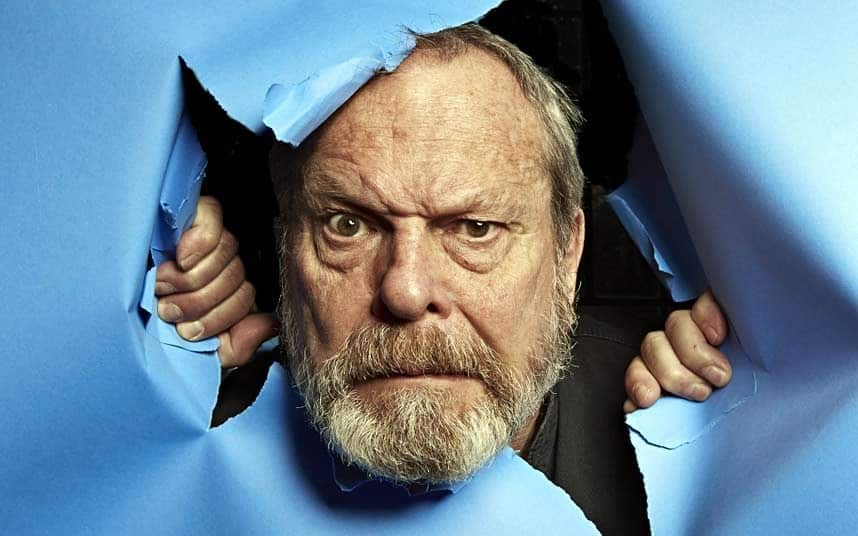 Terry Gilliam Hates Superheroes