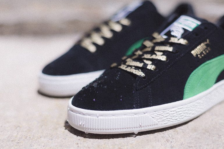 Suede 50 Celebrations Continue With PUMA X XLARGE