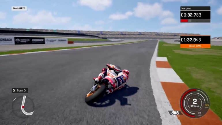 MotoGP18 Review