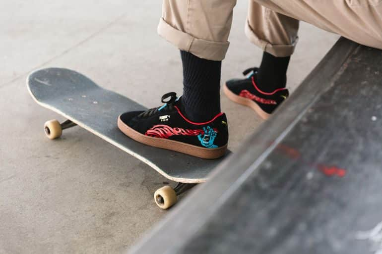 The Suede 50 Celebrations Continue With PUMA Skater Cool