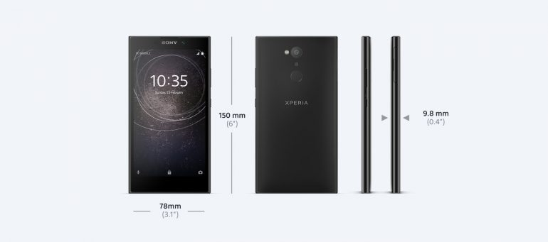 Sony Xperia L2 Smartphone Review