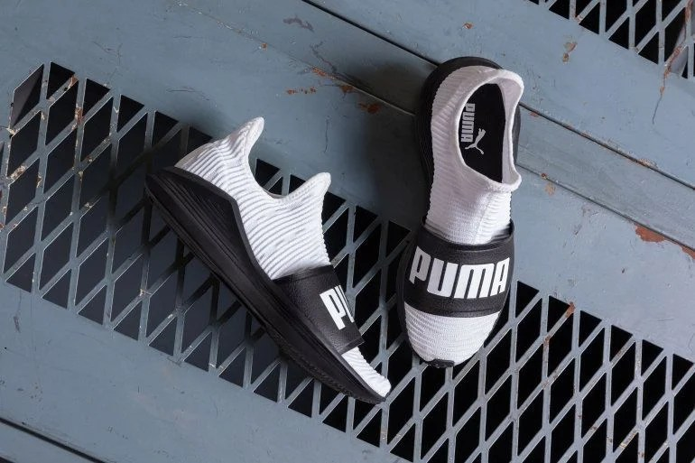 PUMA Reinvents With The Drop Of The Fierce Slide Silhouette