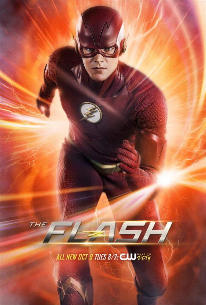 The Flash New Costume Season 5