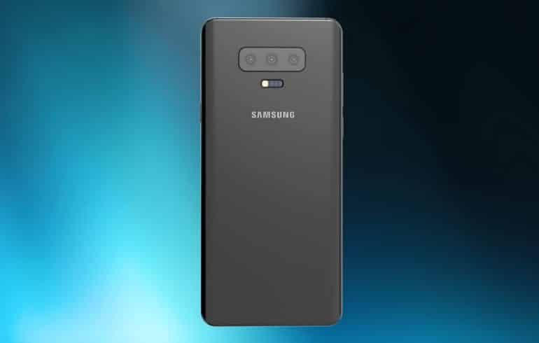 The Samsung Galaxy S10 Rumours Have Already Started