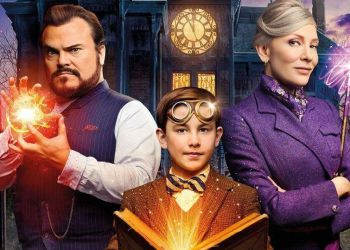 Jack Black Introduces Us To The Latest Trailer For The House With A Clock In Its Walls