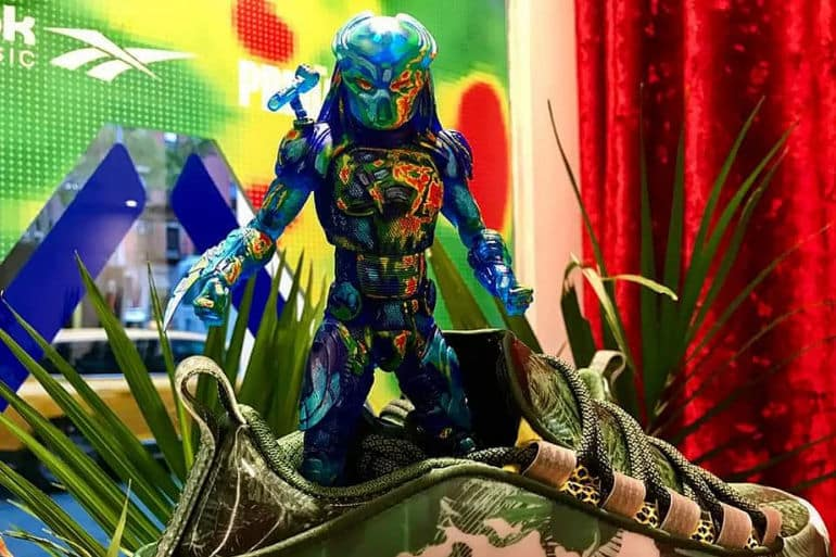 Reebok Officially Drops New Predator-Themed DMX Run 10