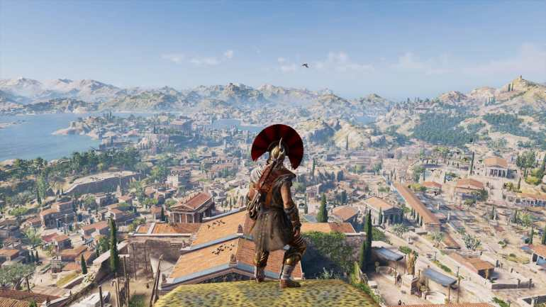 Assassin's Creed Odyssey Tour