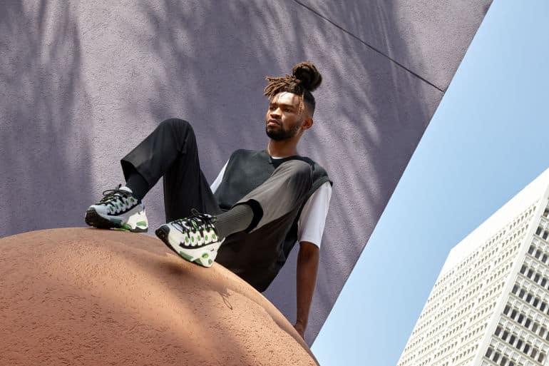 PUMA Drops Retro Sneaker Tech Design In CELL Endura