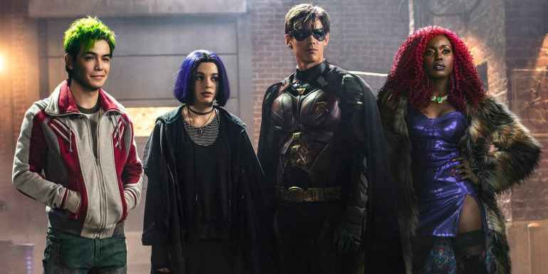 Titans Episode 1 Review – F**k Batman? No, F**k Trolls