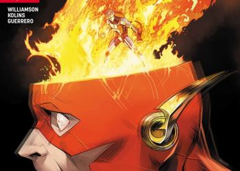 The Flash #55 Halloween Comes Early