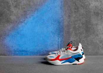 PUMA Celebrates Reinvention With All-New PUMA RS-X Sneaker