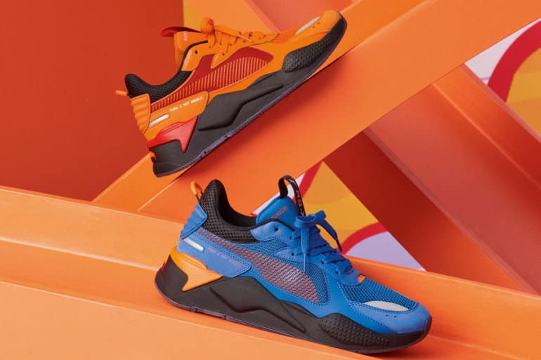 PUMA And Hot Wheels Extend Their Iconic RS-X Pack 15a19b356