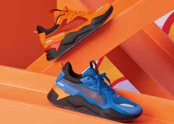 PUMA And Hot Wheels Extend Their Iconic RS-X Pack