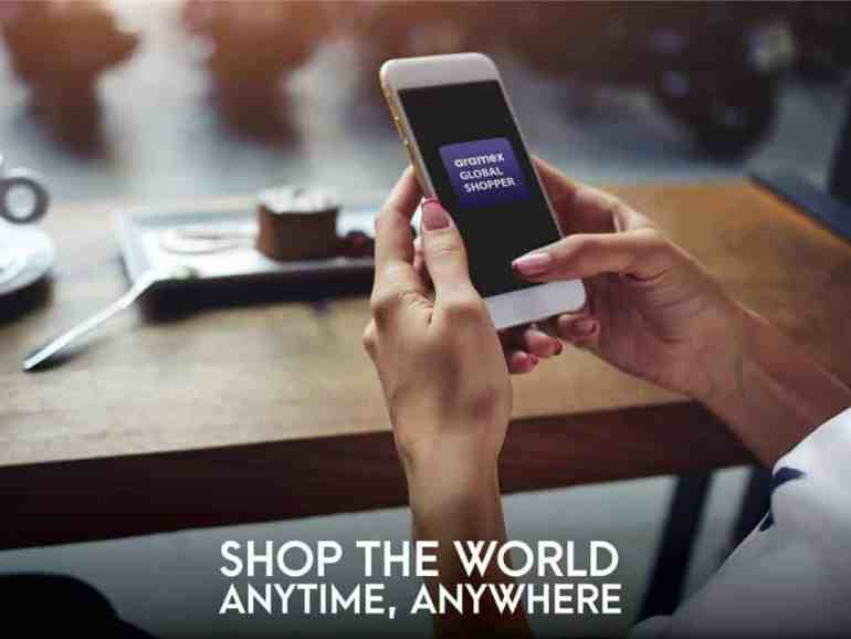 aramex global shopper