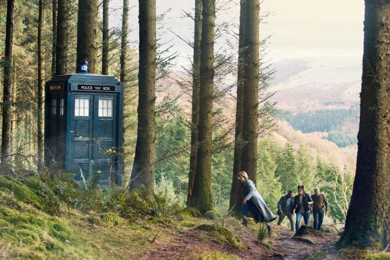 Doctor Who: It Takes You Away Review