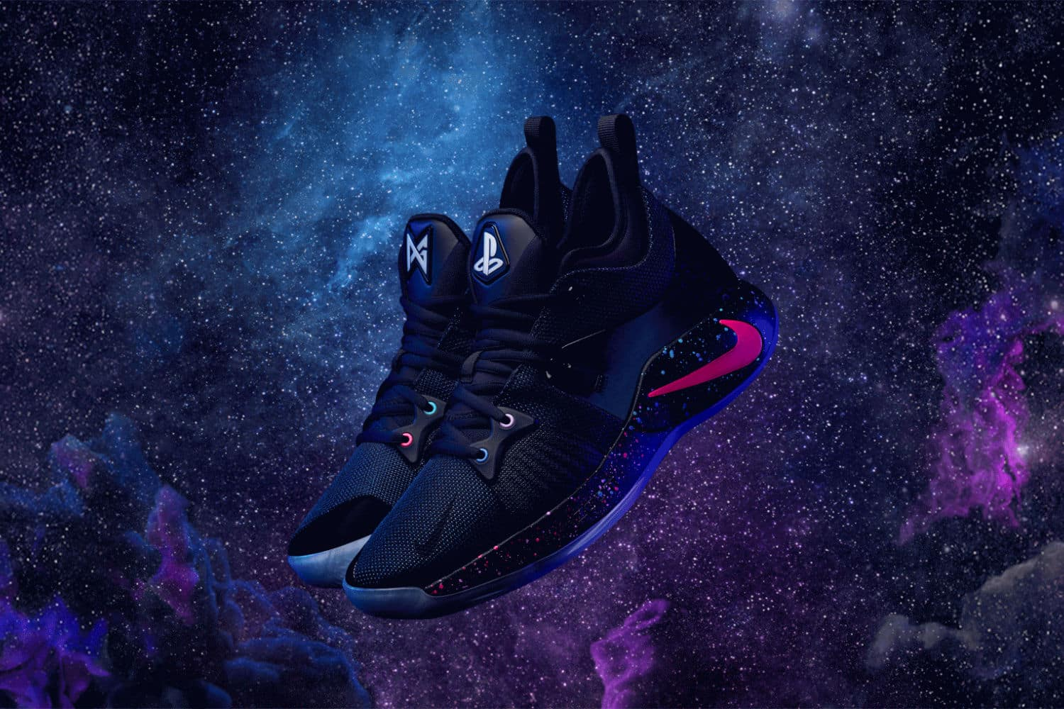 official photos 14dae 5c249 Nike Drops Additional Colourway For Playstation x Nike PG 2.5