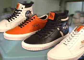 Vans Space Voyager - NASA Celebrates 60 Years Of Space Exploration
