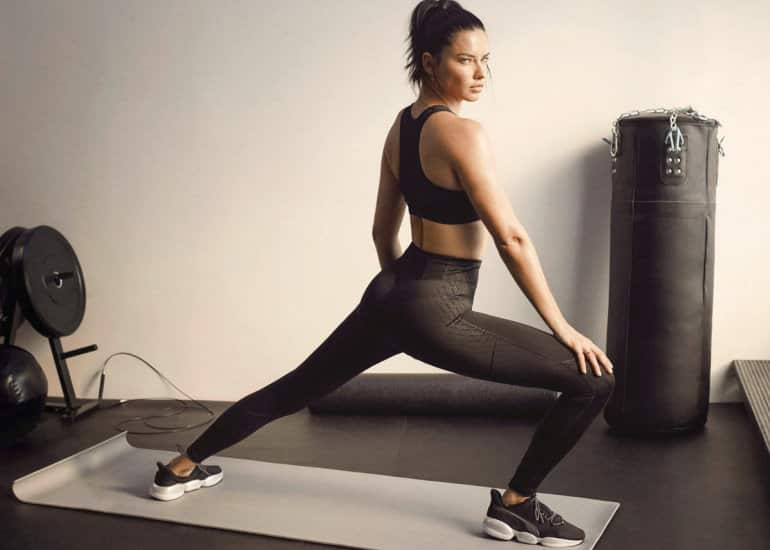 PUMA And Adriana Lima Join Forces To Drop New Mode XT