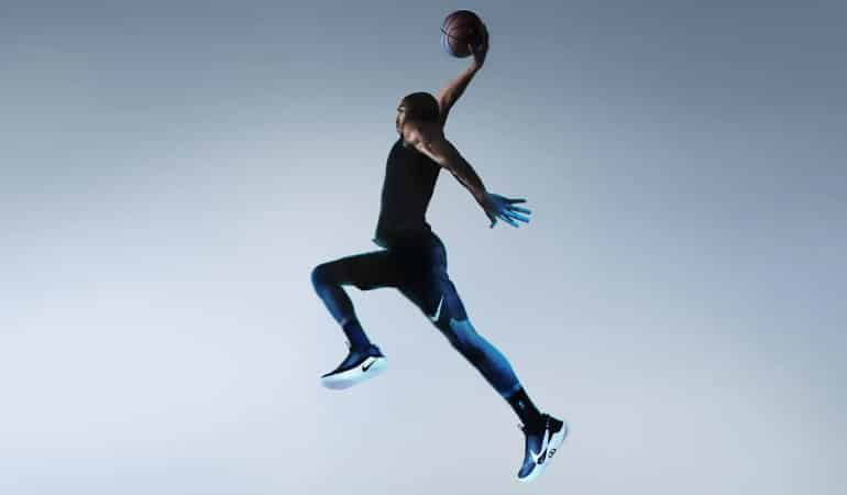 Nike Adapt BB Self-Lacing Sneaker Can Be Controlled From Smartphone