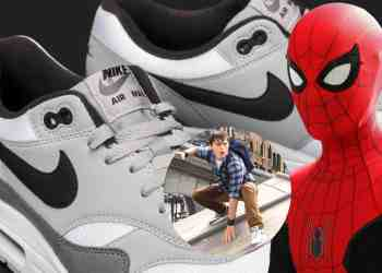 Peter Parker Wears Nike Air Max 1 Sneakers In Spider-Man: Far From Home