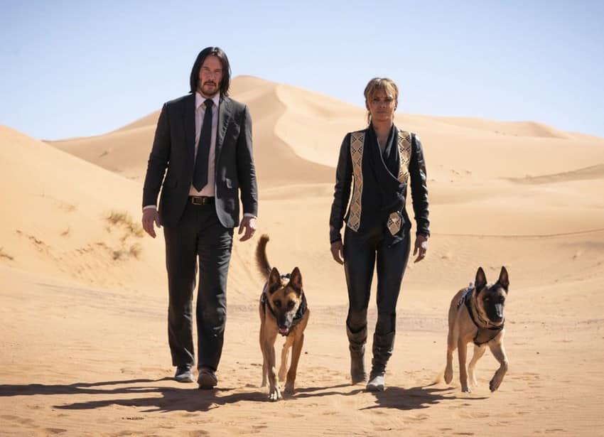 The Boogeyman Has A New Dog In John Wick 3