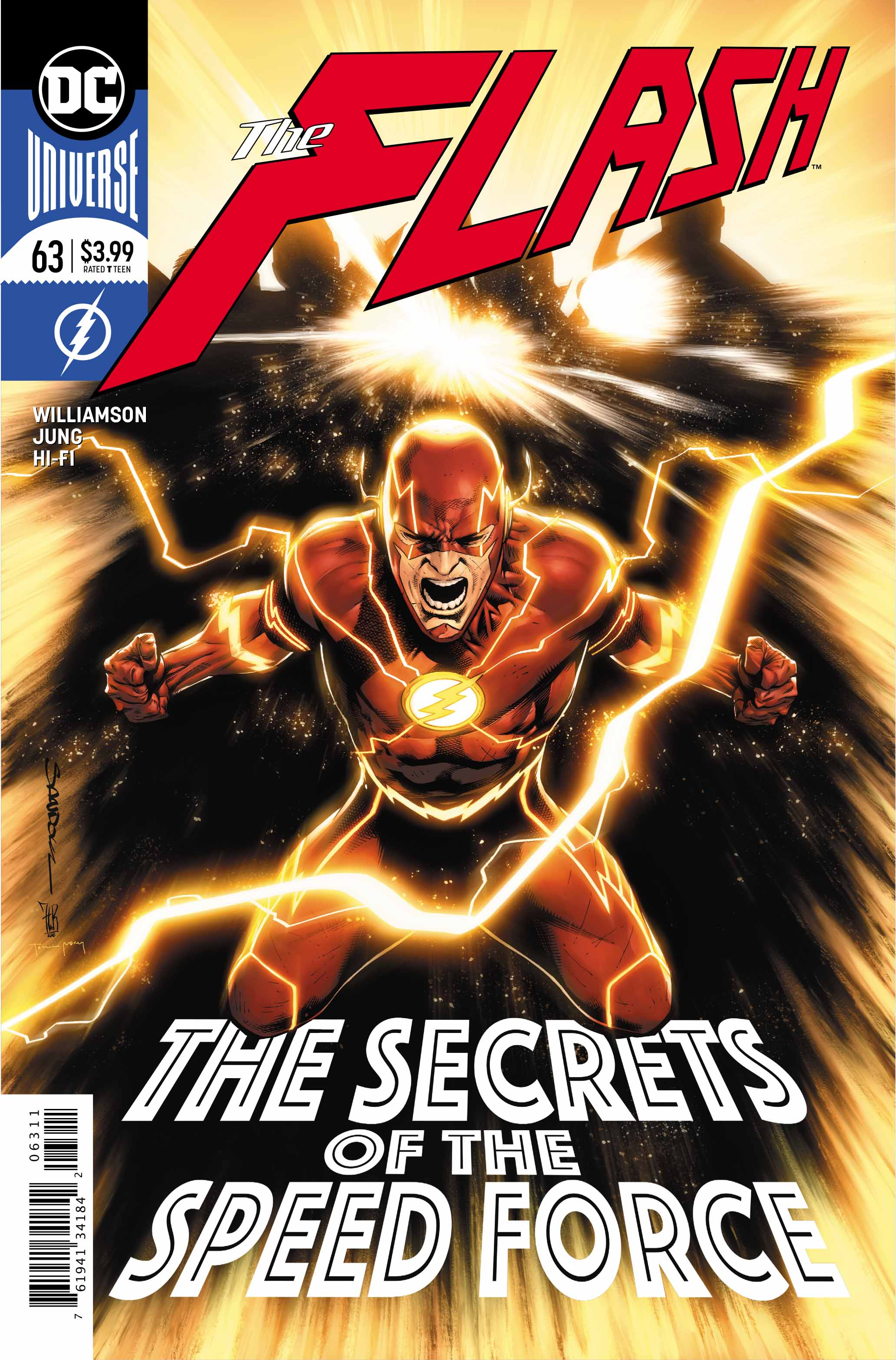 The Flash #63 Review