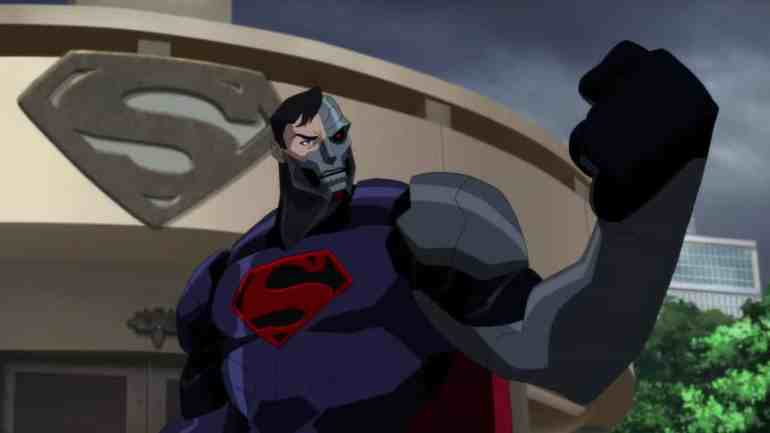 Reign Of The Supermen Review - One Of The Best Animated Films From DC