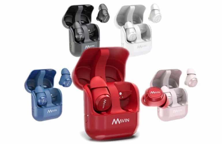 Mavin Air-X Earbuds – You Won't Break The Bank With These Feature-Rich Earbuds