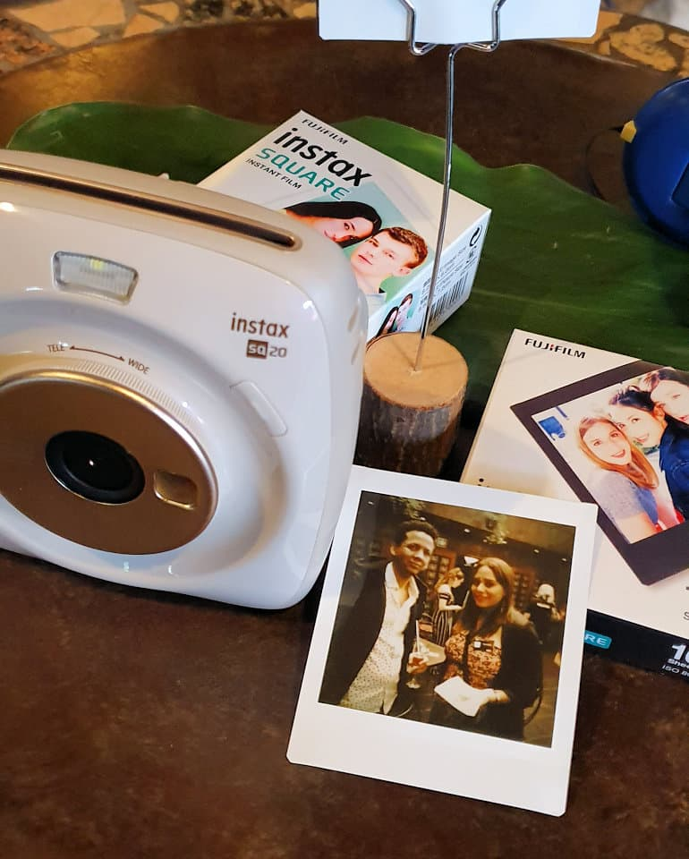 Fujifilm Launches New Instax SQ20 Instant Camera In South Africa