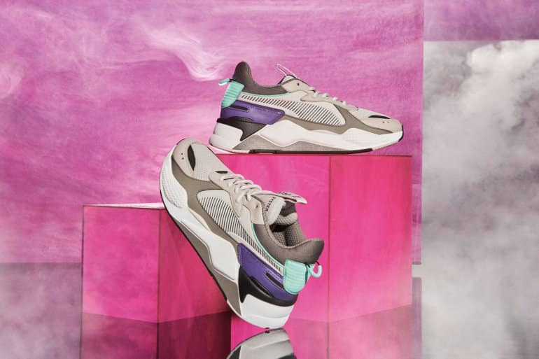 PUMA Drops Music Culture-Inspired RS-X Tracks Sneaker