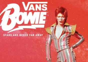 Vans Pays Tribute To David Bowie With Collaborative Collection