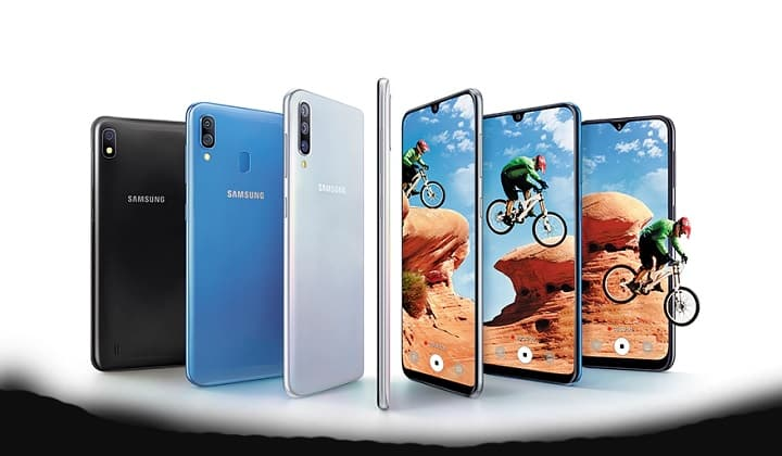 Samsung Launches New Galaxy A Series Smartphones