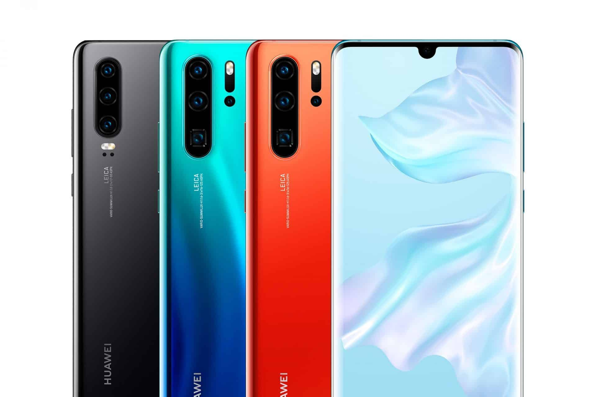 Huawei Officially Launches P30 Series In South Africa