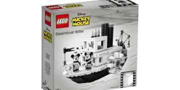 LEGO And Disney Celebrate Mickey's 90th Anniversary With New Set