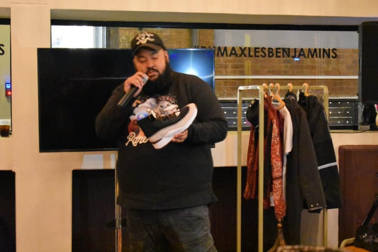 We Attended The PUMA X Les Benjamins Launch