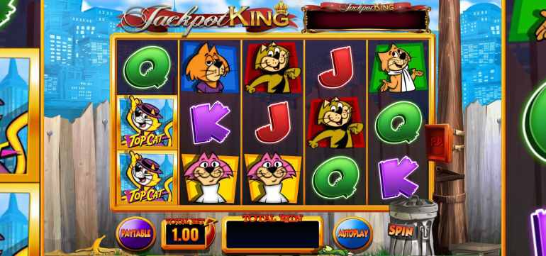 Top Cat Casino