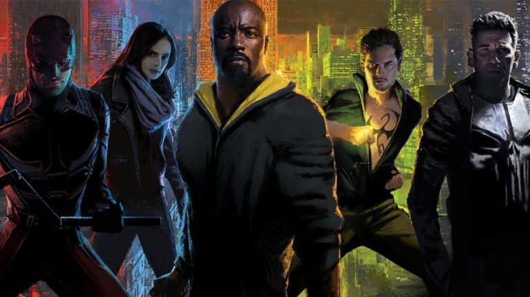 Marvel The Defenders Endgame