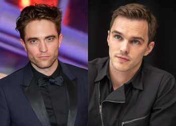 Robert Pattinson Beat Nicholas Hoult
