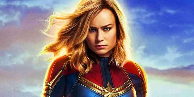 Marvel's Phase 4 Captain Marvel 2
